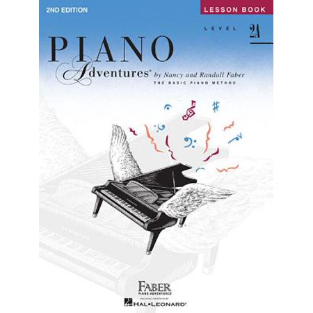 Level 2a - Lesson Book : Piano Adventures