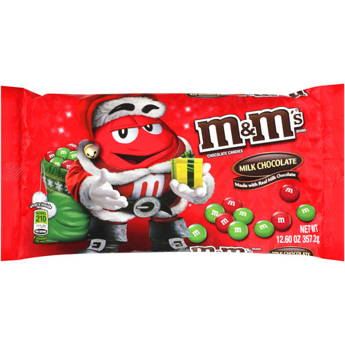 M&M's Milk Chocolate Candies, 12.6 oz