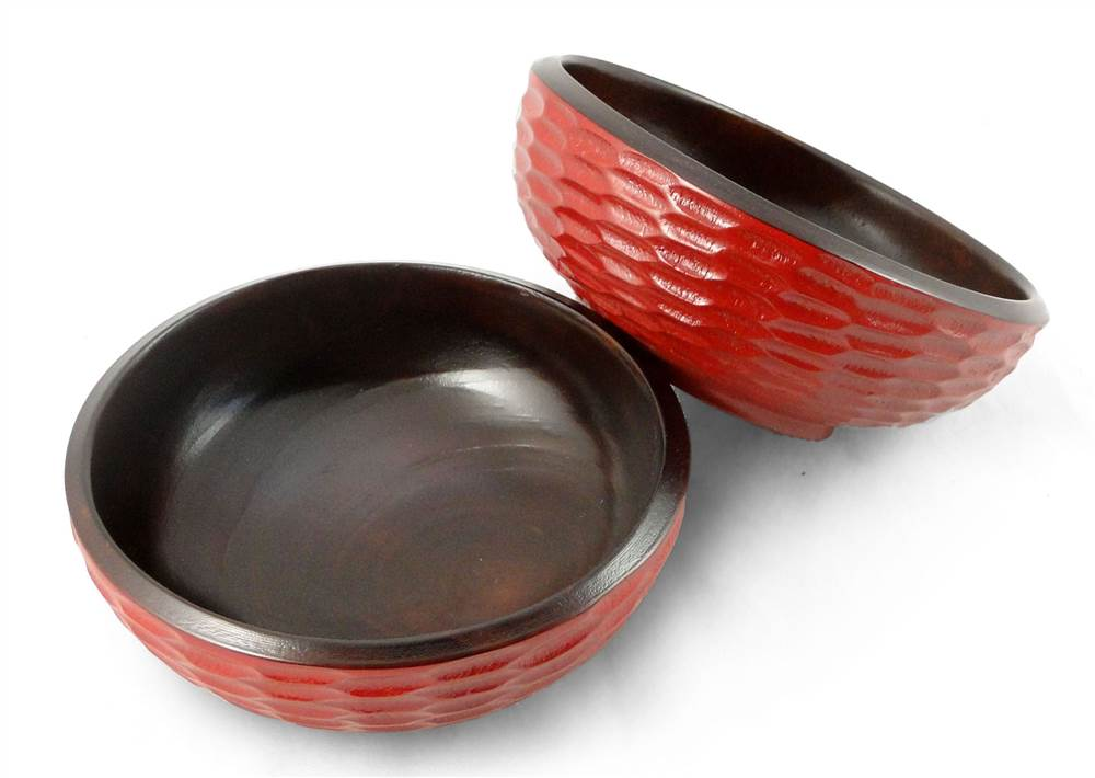 Casual Dining Side Salad Bowl Set of 2 by Enrico Products
