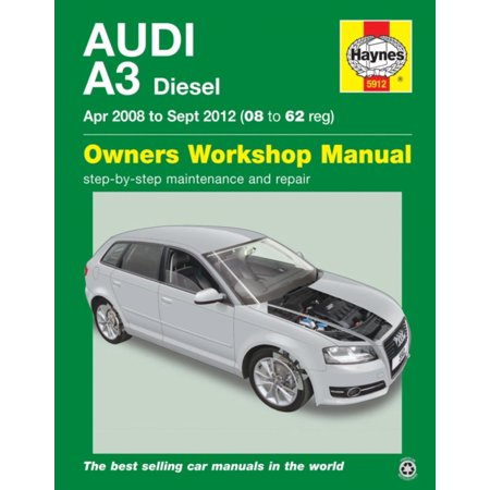 Audi A3 Diesel Owner's Workshop Manual: 2008 to 2012 (Paperback) Audi Owners Manual