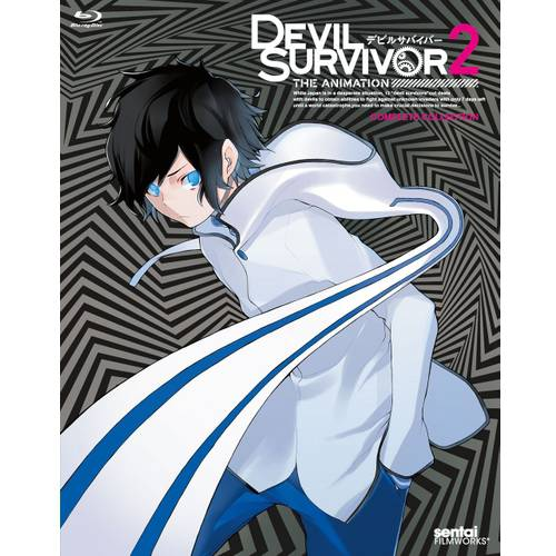 Devil Survivor 2: The Animation - Complete Collection (Japanese) (Blu-ray) (Widescreen)