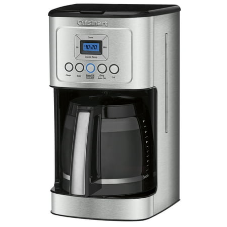 PerfecTemp 14-Cup Programmable Coffeemaker, DCC-3200 (Cusinart One Cup Coffee Maker)