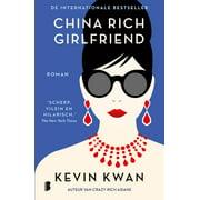 China Rich Girlfriend - eBook
