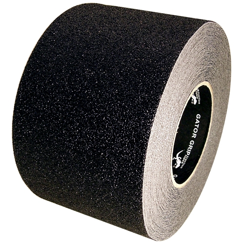 4 inch x 20 yards Gator Grip Conformable Foil Backed Grit Tape