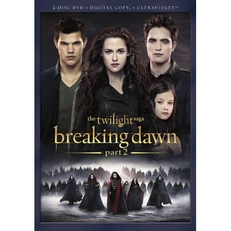 The Twilight Saga: Breaking Dawn - Part 2 (DVD)