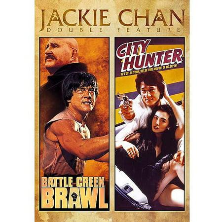 Jackie Chan Double Feature  Battle Creek Brawl   City Hunter  Widescreen