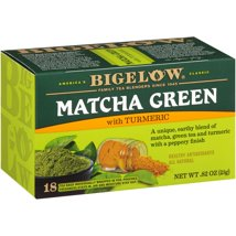 Tea Bags: Bigelow Green Tea Bags