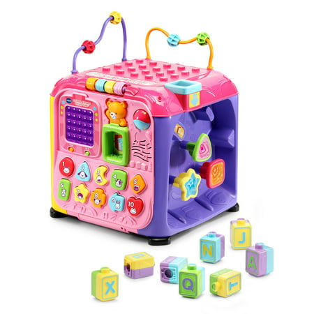 VTech® Ultimate Alphabet Activity Cube™ - Pink