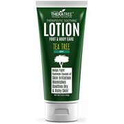Tea Tree Oil Lotion with Neem Oil for Foot & Body - Helps Fight Common Causes ..