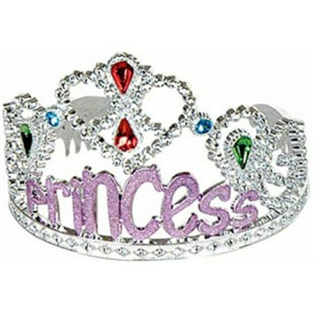 Birthday Princess Hat (Princess Costume Purple Gems Tiara Birthday Party)