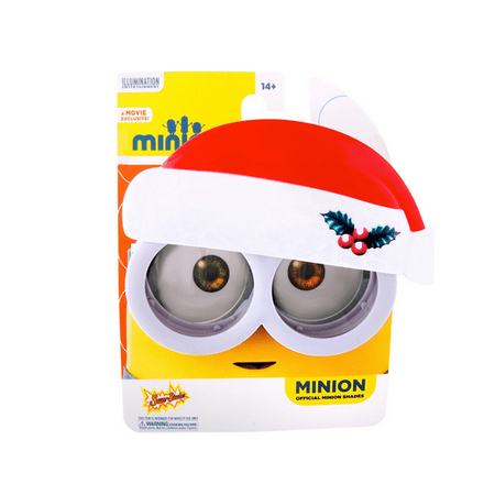 Party Costumes - Sun-Staches - Minions Christmas New sg2306](Party City Minion Goggles)