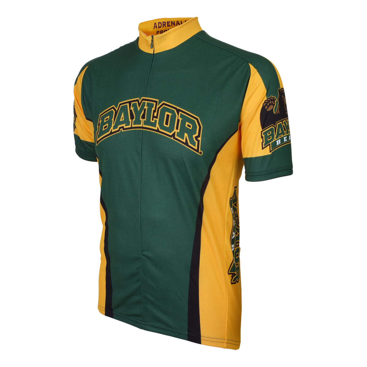 Image of Adrenaline Promotions Baylor University Bears Cycling Jersey