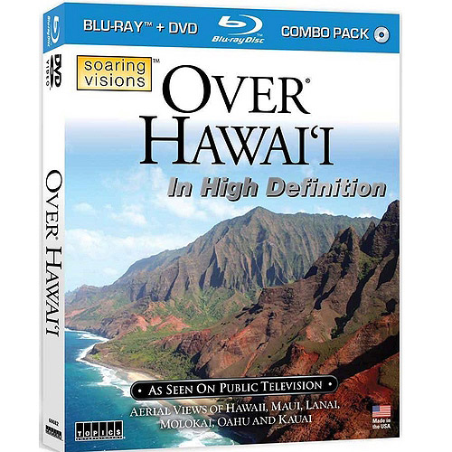 Over Hawaii (Blu-ray + DVD)