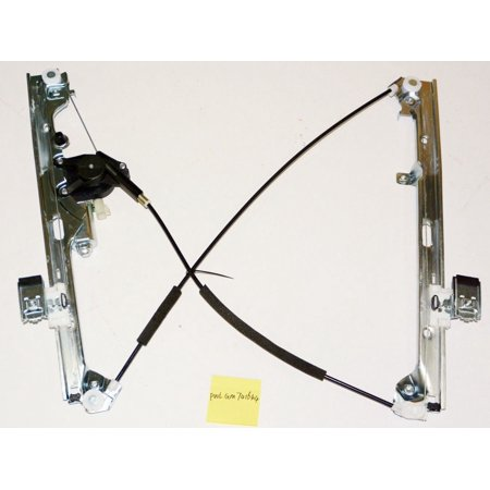 00-06 Silverado 2500 HD 3500 Front DRIVER Side Power Window Regulator With Motor 3500 Hd Radiator Support