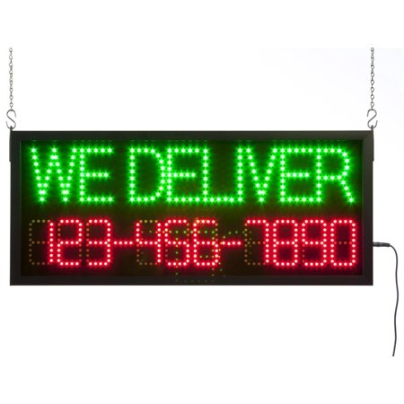 LED Business Sign with
