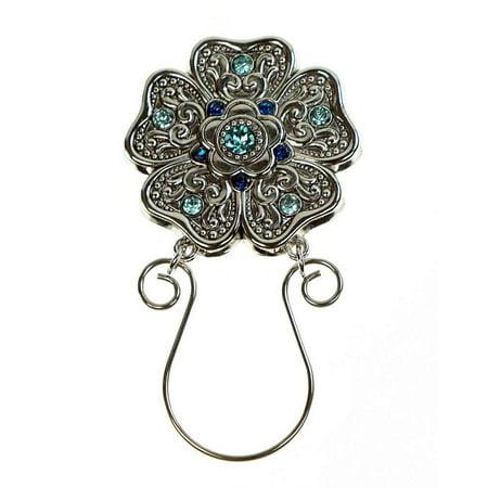Jeweled Elegance Magnetic Eyeglass Holder