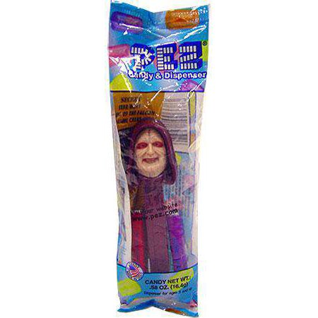 Star Wars Candy Emperor Palpatine Pez Dispenser](Star Wars Candy)