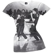 Run DMC - Rock Box Juniors T-Shirt