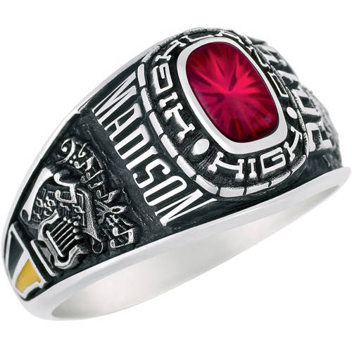 Keepsake Girl's Square Class Ring