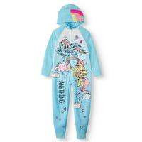 Girls' My Little Pony Blanket Sleeper Onesie pajamas (Little Girl & Big Girl)