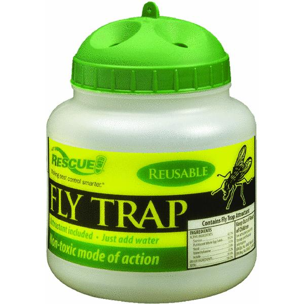 Sterling Rescue'R-DT12 Fly Trap & Attractant