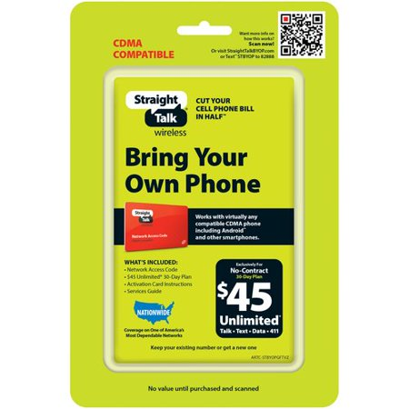 Best pre paid with bring your own phone option