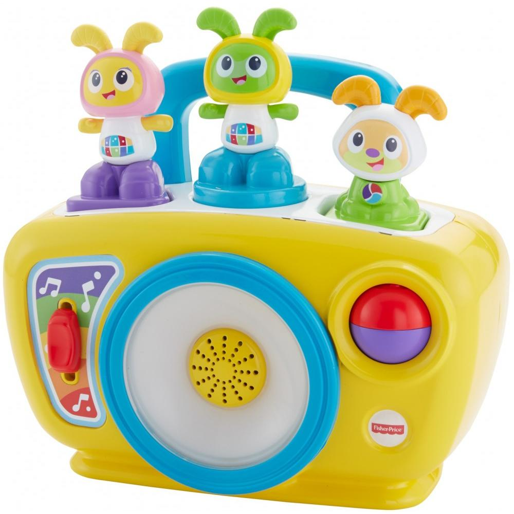 Fisher Price BeatBo Boogie Boombox by Fisher-Price