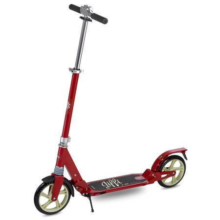 Scooride Jiffi J-40 Premium Folding Adult Kick Scooter -