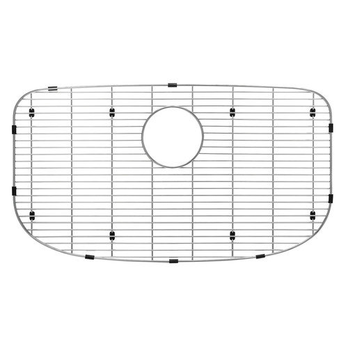 "Blanco 230966 15"" x 27.375"" Sink Grid, Silver"