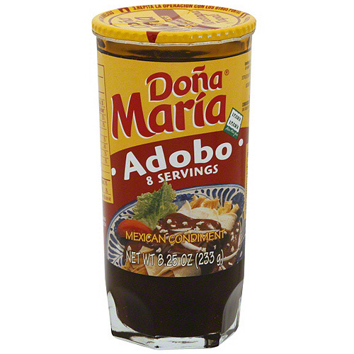 Dona Maria Mole Adobo Sauce, 8.25 oz (Pack of 12)