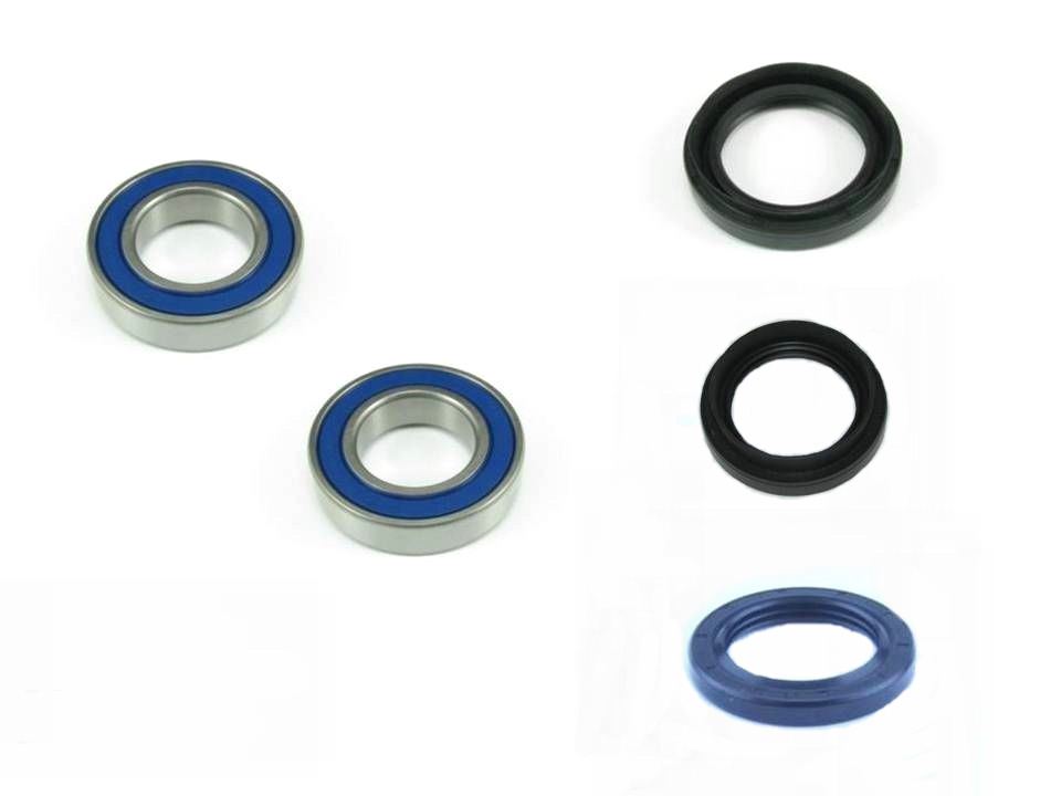 All Balls Rear Wheel Bearing For Suzuki Vinson 500 02-07 500 Quad Master 00-01