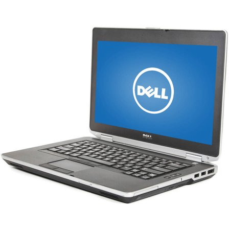 Certified Refurbished Dell Black 14