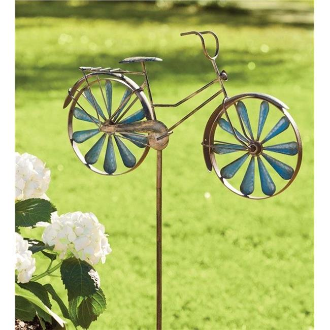 Alpine 245789 Bicycle Wind Spinner, Wind Spinners For Garden