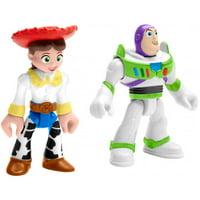 Disney Toy Story Buzz Lightyear & Jessie Figure Pack