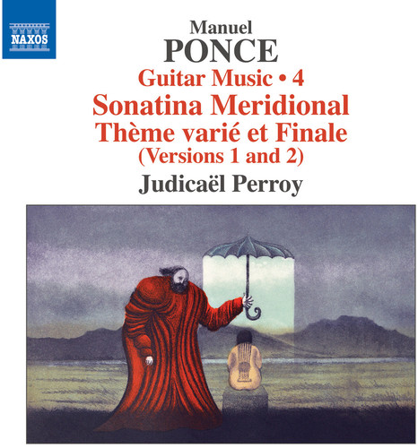 Ponce / Perroy - Guitar Music 4 [CD]