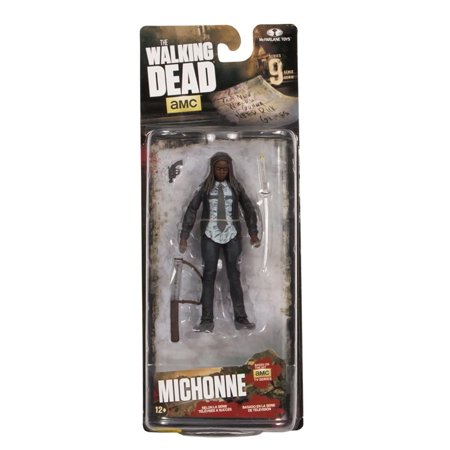 Mcf-the Walking Dead Tv Series 9 Constable Michonne [6 Inch Figure] (TMP International