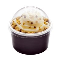 To-Go Cup Lids - Hot And Cold - Round - Clear - 12oz. - Extra Large - 200 Count Box