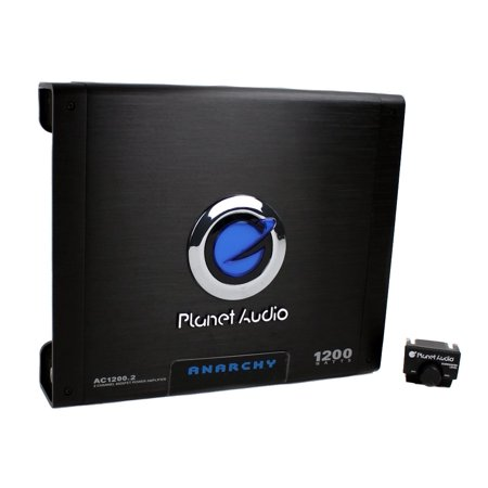 Planet Audio AC1200.2 ANARCHY MOSFET Amp