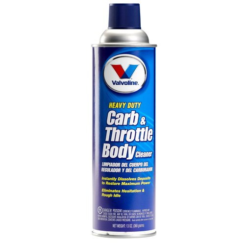 Valvoline Carb and Throttle Body Cleaner, 13 oz