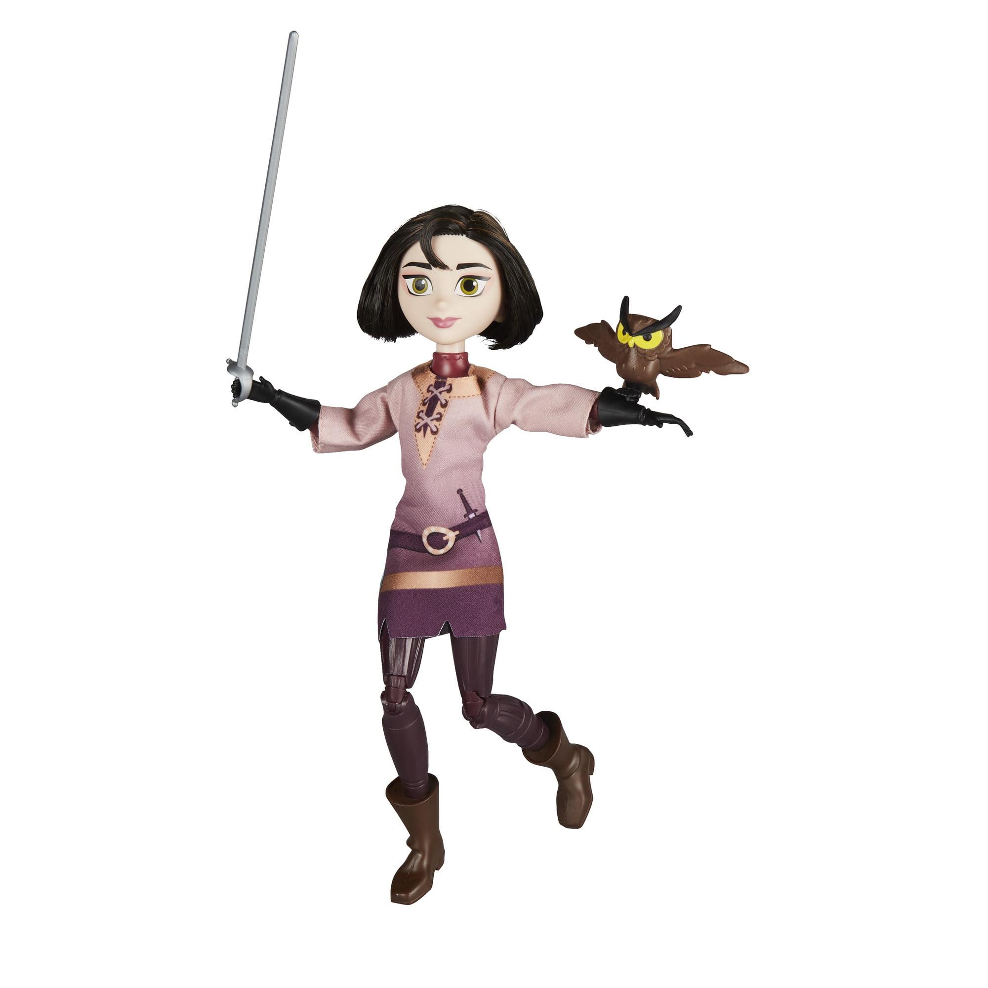 Disney Princess Tangled Cassandra & Owl Doll by Hasbro