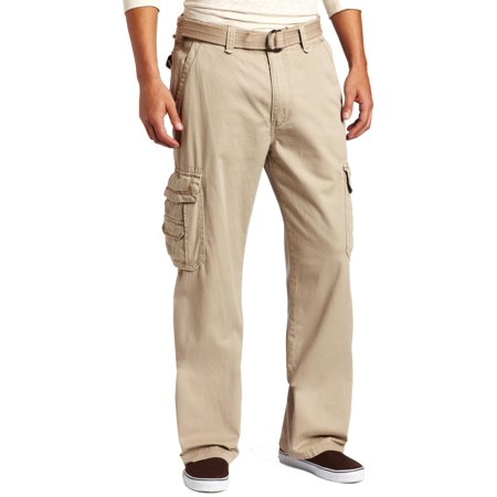 90393db45a Unionbay NEW Beige Mens Size 34X34 Survivor IV Relaxed Fit Cargo PantS
