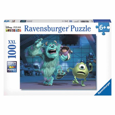 Sully  Mike   Boo Puzzle  100 Pieces