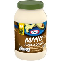 Mayonnaise: Kraft Avocado Oil