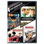 4 Film Favorites: Football Collection We Are Marshall   Any Given Sunday   The Replacements   Wildcats (Widescreen) by WARNER HOME ENTERTAINMENT