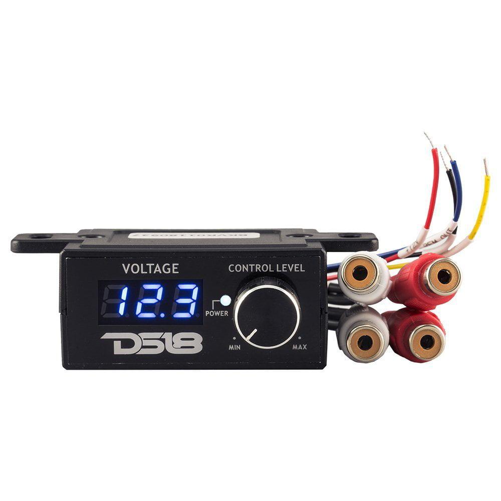 Audio Level Meter Amplifier