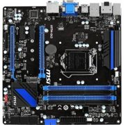 MSI H97M-G43 Micro ATX DDR3 2400 LGA 1150 Motherboards H97M-G43