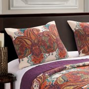 Global Trends Nova Quilted Pillow Sham