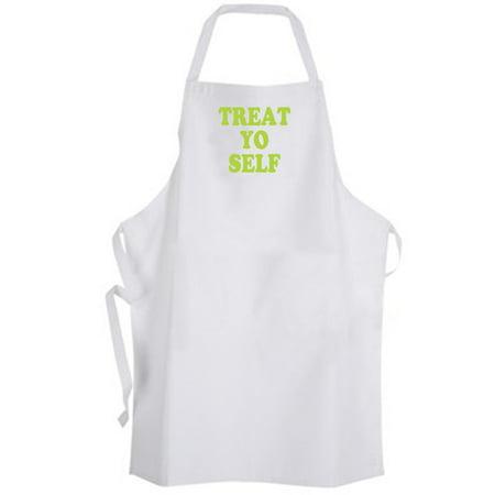 Aprons365 - Treat Yo Self – Apron - Love Life You Treats Worth It ()