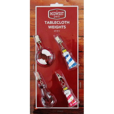 Tablecloth Weights Set (Nautical Themed Tablecloth Weights, Set of)