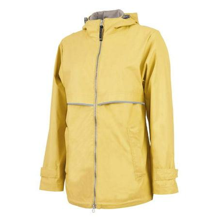 4defa9752 Charles River Apparel Womens New Englander Rain Jacket-5099